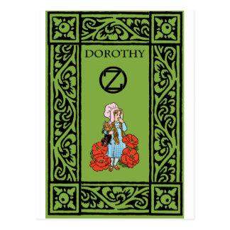 Oz - Dorothy Post Card