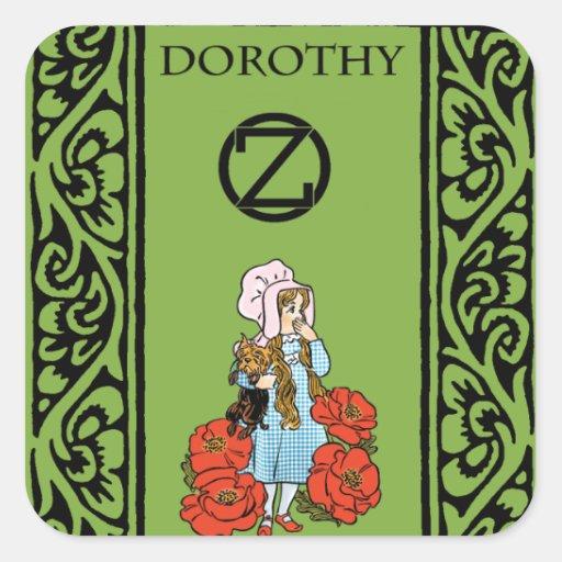 Oz - Dorothy Sticker