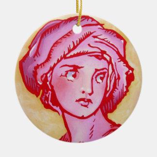 Oz Ornament - Rose Princess