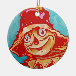 Oz Ornament - Scarecrow