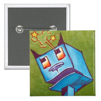 Oz Pinback - The Woozy Pinback Buttons
