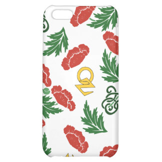 Oz Poppies iPhone 5C Cover