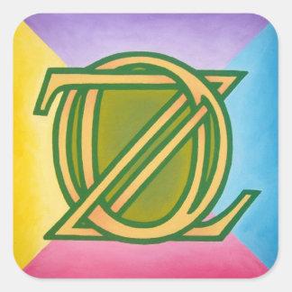 Oz Sticker