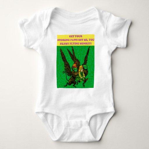 Oz - Stinking Paws Tee Shirt