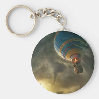 Oz: The Great and Powerful Poster 1 Basic Round Button Keychain