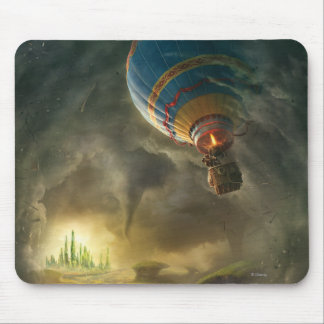 Oz: The Great and Powerful Poster 1 Mouse Pad