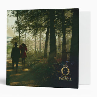 Oz: The Great and Powerful Poster 2 2 Binder
