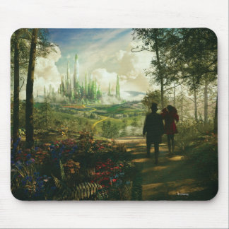 Oz: The Great and Powerful Poster 2 2 Mouse Pad
