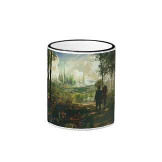 Oz: The Great and Powerful Poster 2 2 Ringer Mug