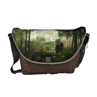 Oz: The Great and Powerful Poster 2 Messenger Bag