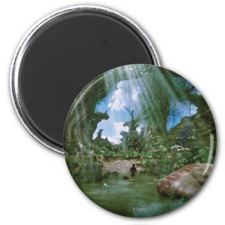 Oz: The Great and Powerful Poster 3 2 Inch Round Magnet