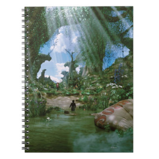 Oz: The Great and Powerful Poster 3 Notebook
