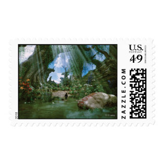Oz: The Great and Powerful Poster 3 Postage Stamp
