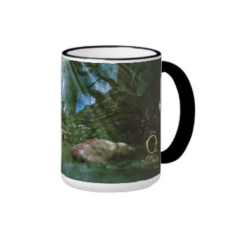 Oz: The Great and Powerful Poster 3 Ringer Mug