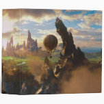 Oz: The Great and Powerful Poster 4 Binder
