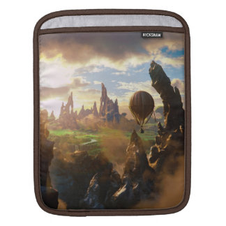 Oz: The Great and Powerful Poster 4 iPad Sleeves