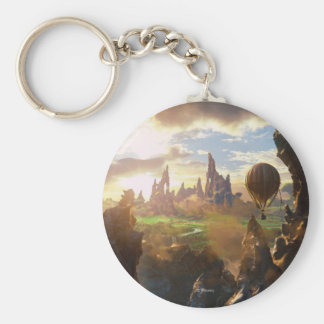 Oz: The Great and Powerful Poster 4 Keychain