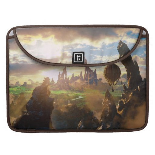 Oz: The Great and Powerful Poster 4 Sleeves For MacBook Pro