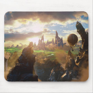 Oz: The Great and Powerful Poster 4 Mouse Pad