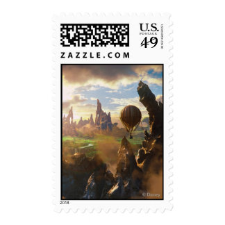 Oz: The Great and Powerful Poster 4 Stamps
