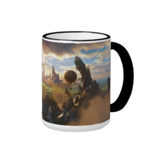Oz: The Great and Powerful Poster 4 Ringer Mug