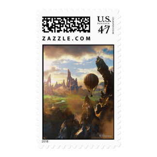 Oz: The Great and Powerful Poster 4 Stamp