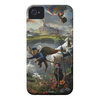 Oz: The Great and Powerful Poster 5 Case-Mate iPhone 4 Case