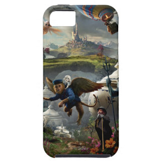 Oz: The Great and Powerful Poster 5 iPhone SE/5/5s Case