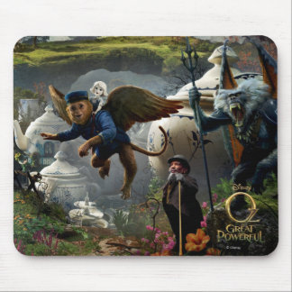 Oz: The Great and Powerful Poster 5 Mouse Pad