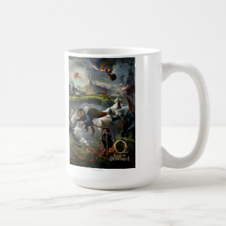 Oz: The Great and Powerful Poster 5 Mugs