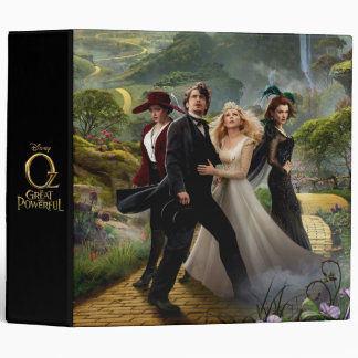 Oz: The Great and Powerful Poster 6 Binder