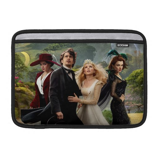 Oz: The Great and Powerful Poster 6 MacBook Sleeves