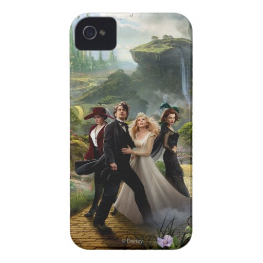 Oz: The Great and Powerful Poster 6 iPhone 4 Cases