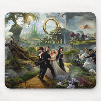 Oz: The Great and Powerful Poster 6 Mouse Pad