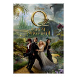 Oz: The Great and Powerful Poster 6 Posters