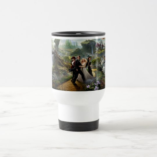 Oz: The Great and Powerful Poster 6 Travel Mug