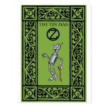 Oz - The Tin Man Postcard