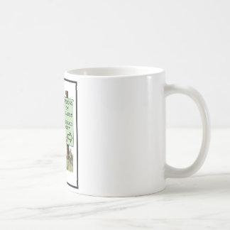 Oz - Tin Man Coffee Mugs