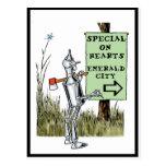 Oz - Tin Man Postcard