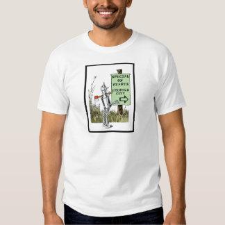 Oz - Tin Man Shirt