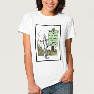 Oz - Tin Man Shirts