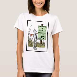 Oz - Tin Man T-Shirt