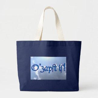oZapft is Octoberfest Octoberfest Canvas Bag