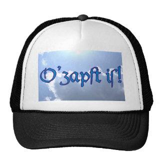 oZapft is Octoberfest Octoberfest Trucker Hat