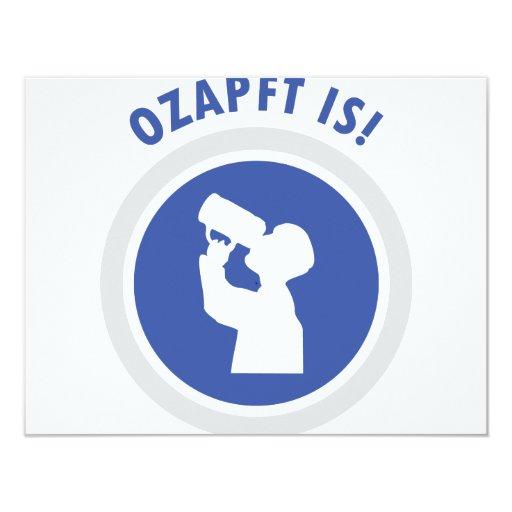 ozapftis Oktoberfest bavarian icon Announcements