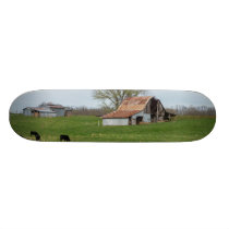 Ozark Old Farm Skateboard