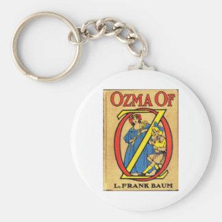 Ozma Of Oz Keychain