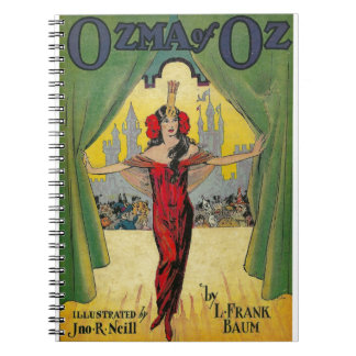 OZMA of OZ Note Book