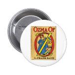 Ozma Of Oz Pinback Button