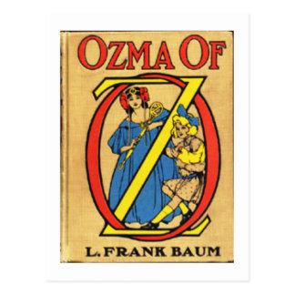 Ozma Of Oz Postcard